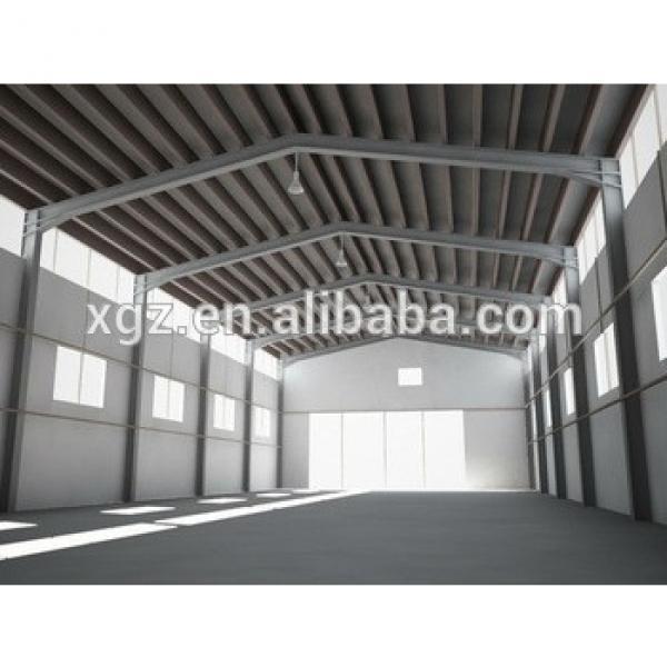 Prefab steel structure warehouse Warehouse kit chinese warehouse #1 image