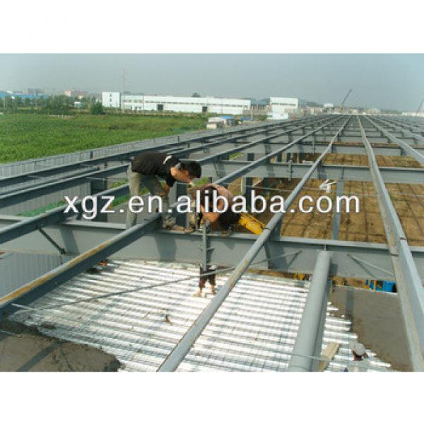 workshop garage aluminum roof panels #1 image