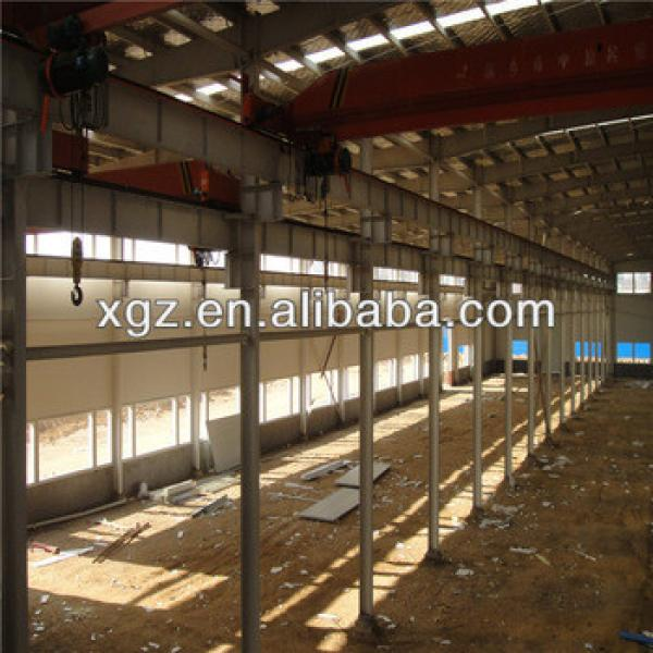 generator warehouse design for steel structure cow farm house #1 image