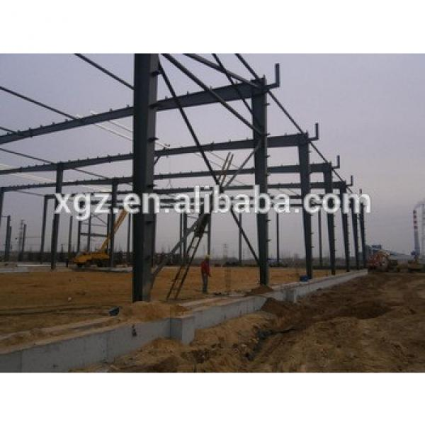 metal shelf for warehouse hangar structural steel warehouse #1 image