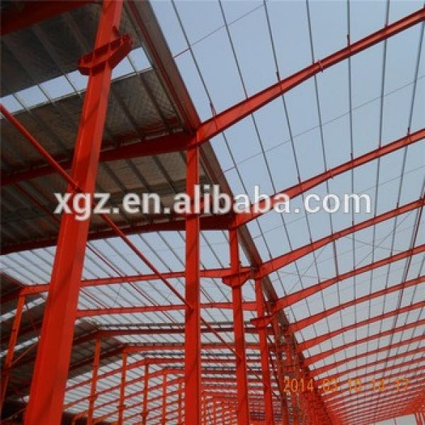 customized light steel frame workshop manufacture customized steel shed #1 image