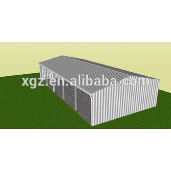 portable barn metallic structure house steel barns for sale #1 image