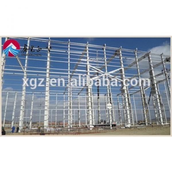 Building Material Warehouse Metal Frame Warehouse Structural Steel Frame Workshop #1 image