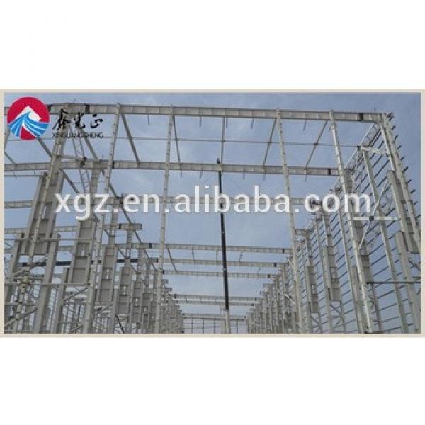 steel structure workshop in Algeria/Dubai steel sheds south africa #1 image