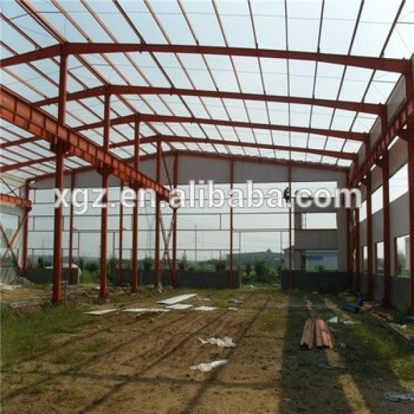 Long-span Large-span Steel Structural Buildings Pre Fabricated Steel Structural #1 image