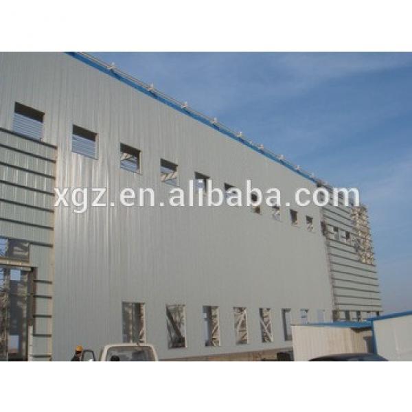 Prefab Steel Structure Warehouse Steel Frame Structure Warehouse Prefabricated Steel Structure Plant #1 image