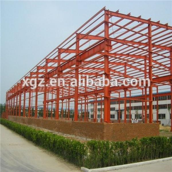 Prefabricated Warehouse Steel Structure Drawing Cheap Warehouse #1 image