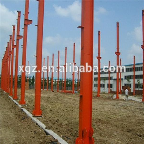 Construction Warehouse Building Steel Frame Warehouse #1 image