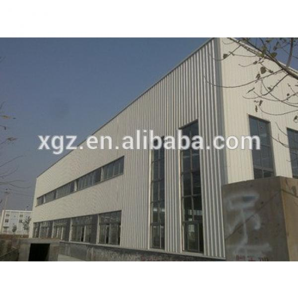 Steel Warehouse Building Kit Structure Steel Fabrication Prefabricated Industrial Warehouse #1 image