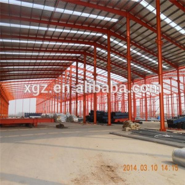 steel structure workshop in Dubai steel sheds south africa #1 image