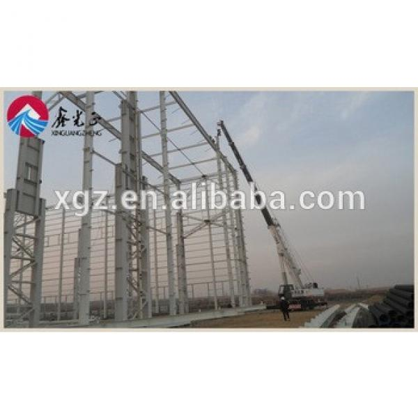 steel manufacturing company prefabricated industrial shed chinese construction companies #1 image