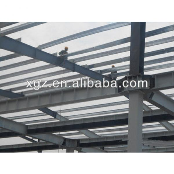 pre fabricated steel structures building #1 image