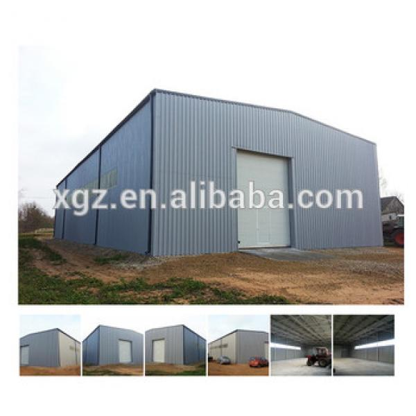 Light steel frame fabricated warehouse for storage #1 image