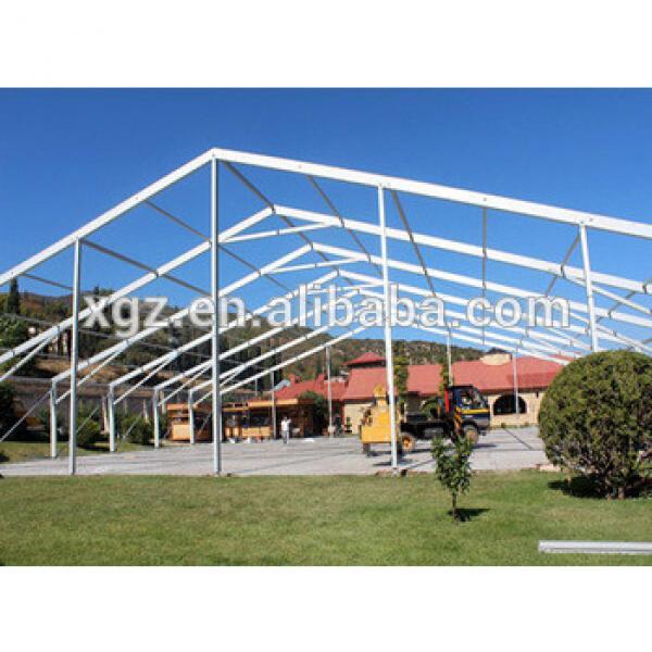 steel structure horse arena design&manufacture& installation #1 image