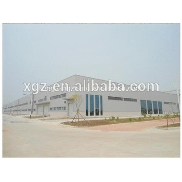 Steel Structure Building Fabricated Warehouse for hot sale #1 image
