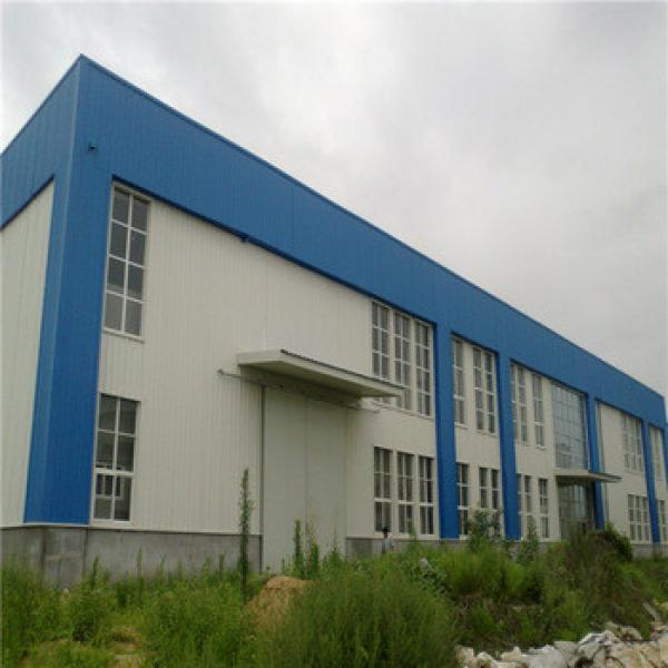 Prefabricated Steel Structure Warehouse Shed Workshop #1 image