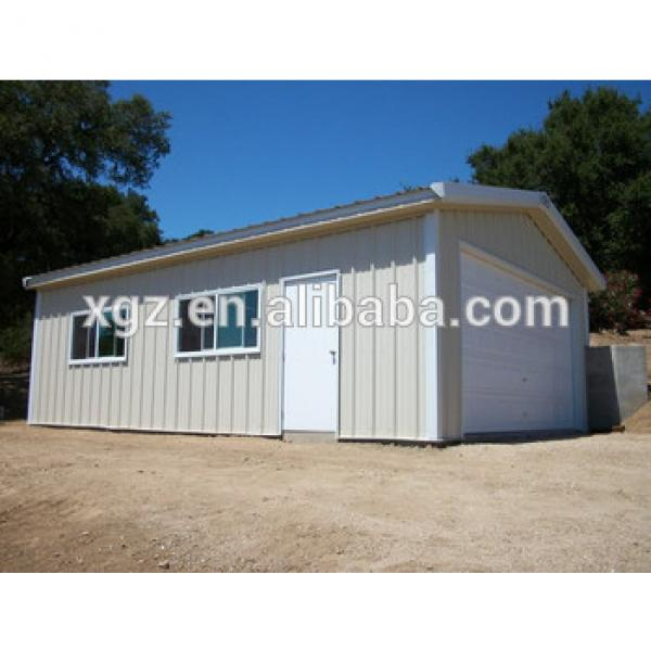 Single span steel structure workshop for sale #1 image
