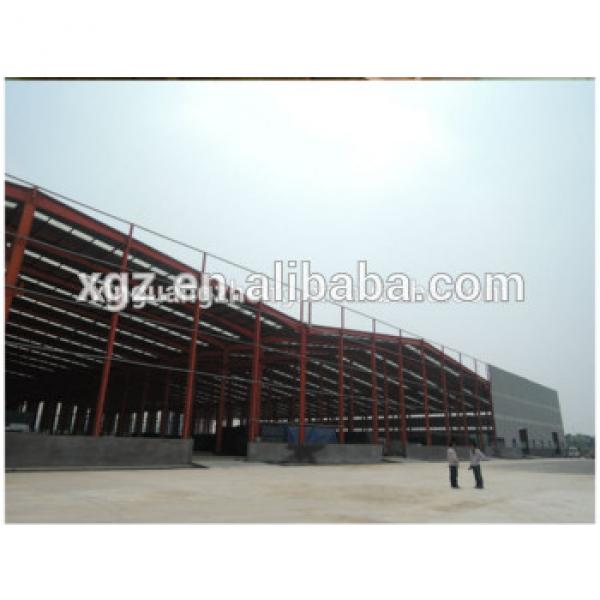 Multi-Story Steel Structure Warehouse Building #1 image