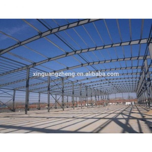 Brand new steel warehouse with CE certificate #1 image