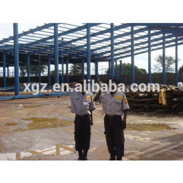 pre engineered steel structure fabricated buildings #1 image