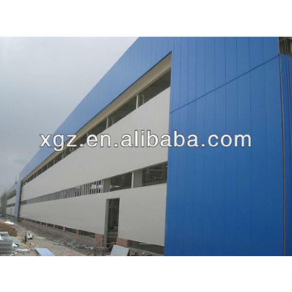 Low Cost Steel Prefab Warehouse #1 image