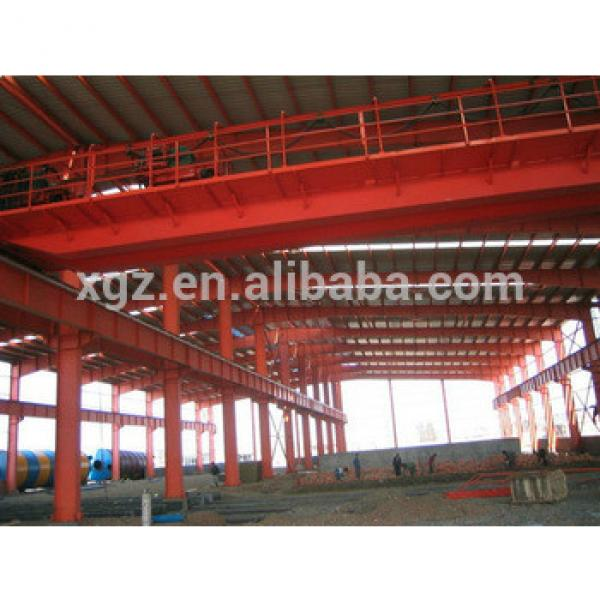 economical pre fabricated warehouse with office #1 image