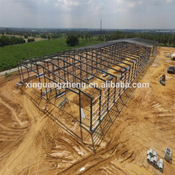 economical pre fabricated warehouse building #1 image