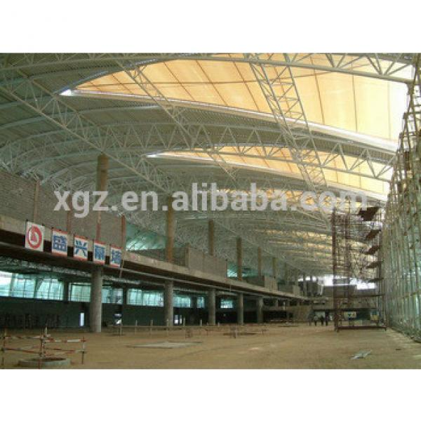 Low Cost Steel Stuctural Roof #1 image