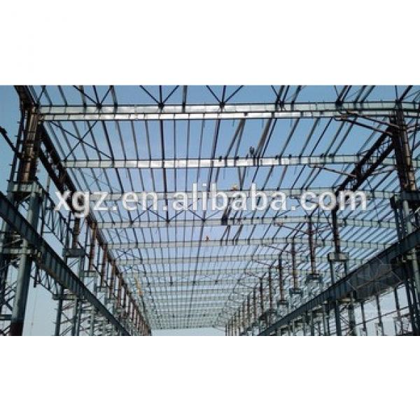 BV certification pre engineer fabricate steel frame warehouse/plant #1 image