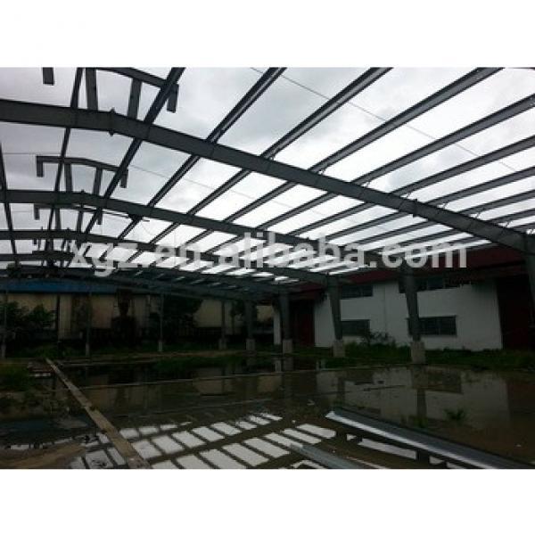 metal pre engineering steel structure building #1 image