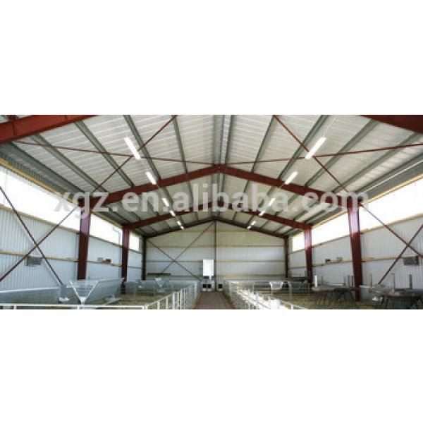 Good Price Prefab Steel Warehouse #1 image