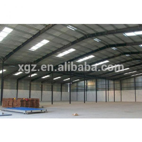 Affordable Prefab Ready Made Light Steel Warehouse #1 image
