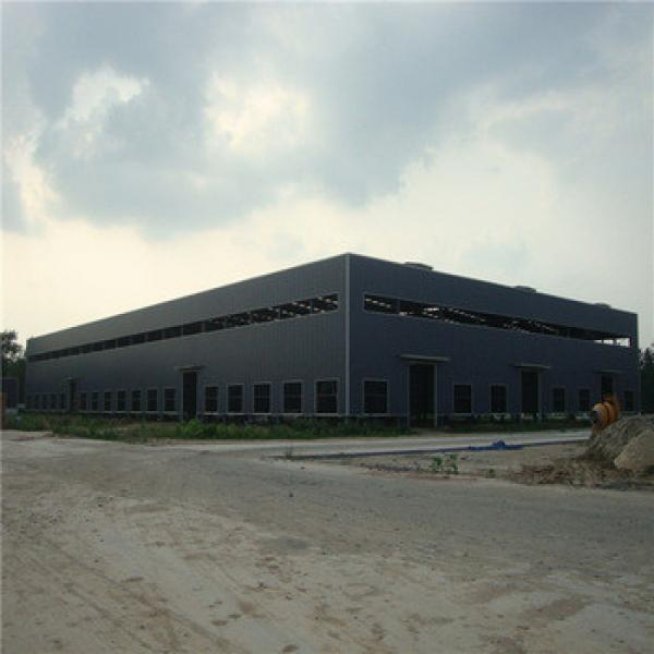 Prefab structural steel warehouse for sale #1 image