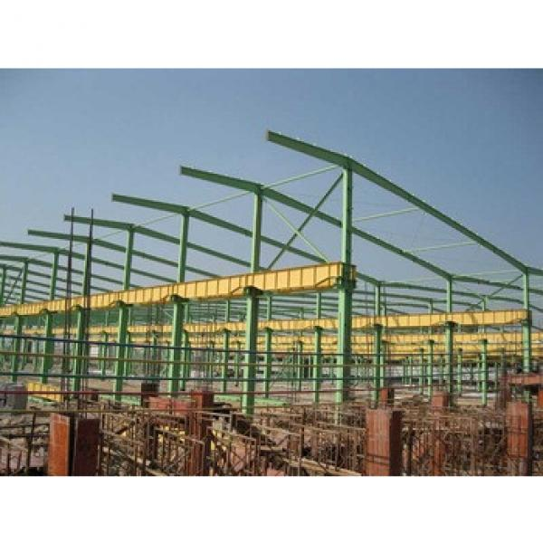 low cost heavy metal prefabricated shed in kit #1 image