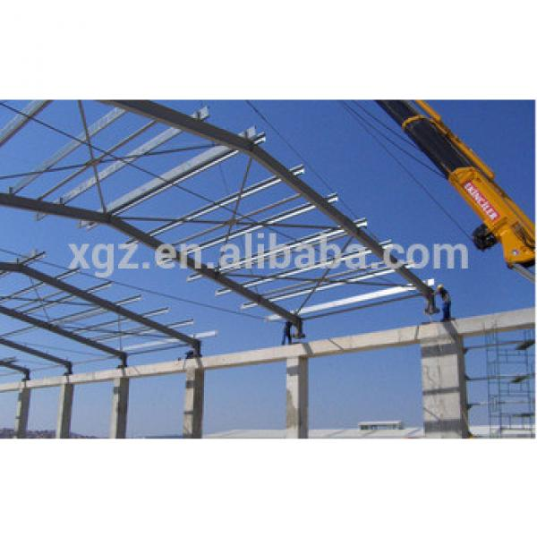 factory supply steel prefabricated warehouse #1 image