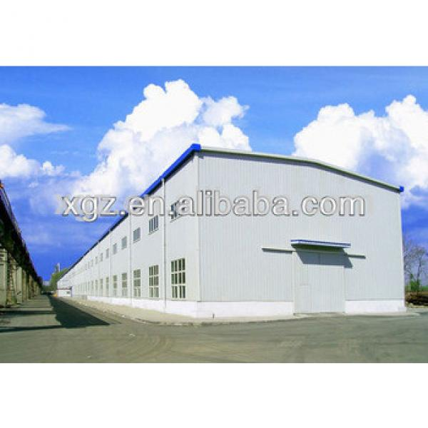 cheap and high quality steel warehouse plan drawing for clothing warehouse #1 image