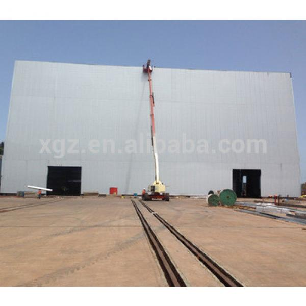 Prefab Designed warehouse building modular warehouse steel structure warehouse #1 image