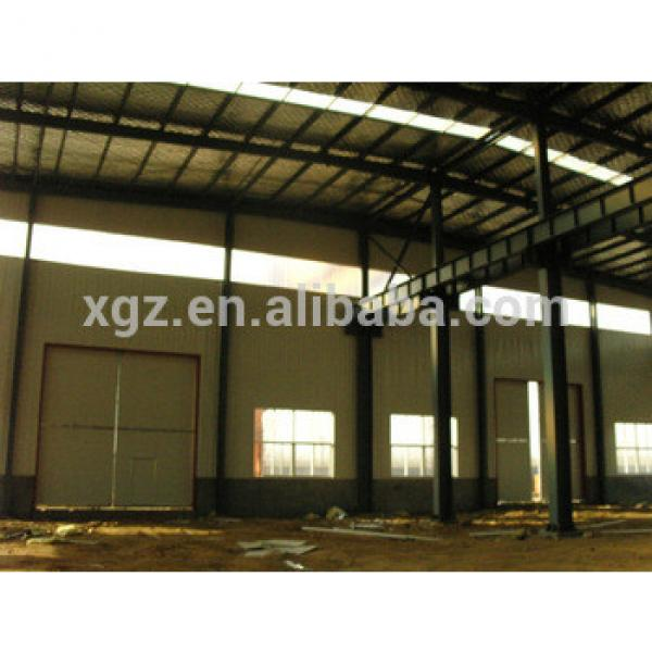 steel prefabricated warehouse details #1 image