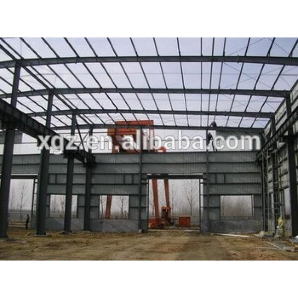 Cost-Effective Pre Fab Warehouse Building #1 image