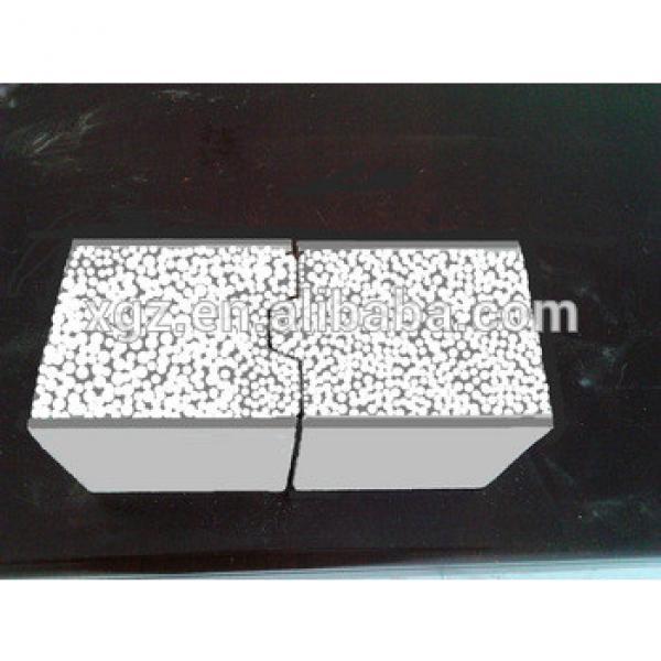 Cement foam sandwich panel #1 image