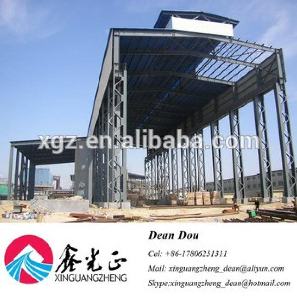 Low-price Professional Steel Structure Workshop with Bridge Crane Manufacturer #1 image