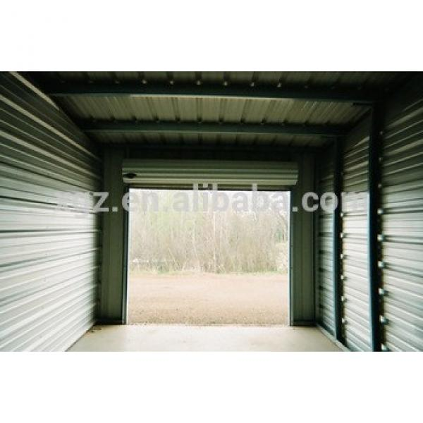 steel structure car storage warehouse #1 image