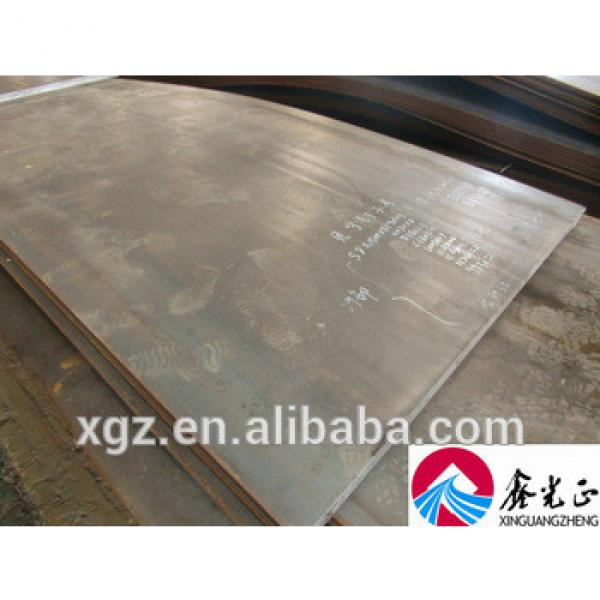 XGZ Q234BQ 345Bsteel structure material hot rolled steel plate #1 image