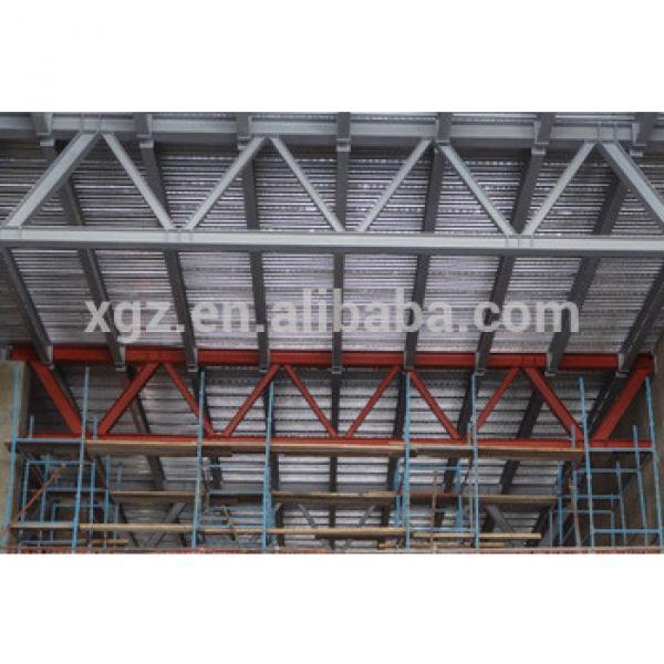 professional steel structure workshop building for sale #1 image