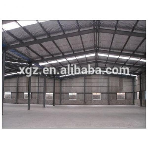 China manufactured pre engineering steel structure building #1 image