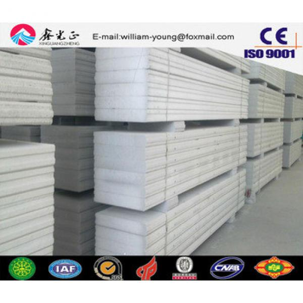 High quality Building materials B05 AAC/ALC wall and roof panel #1 image