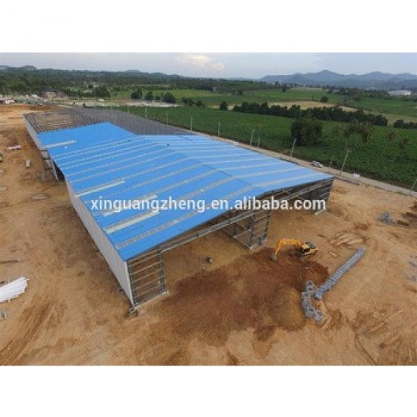 Low Cost Steel Stuctural Pre Engineering Building #1 image