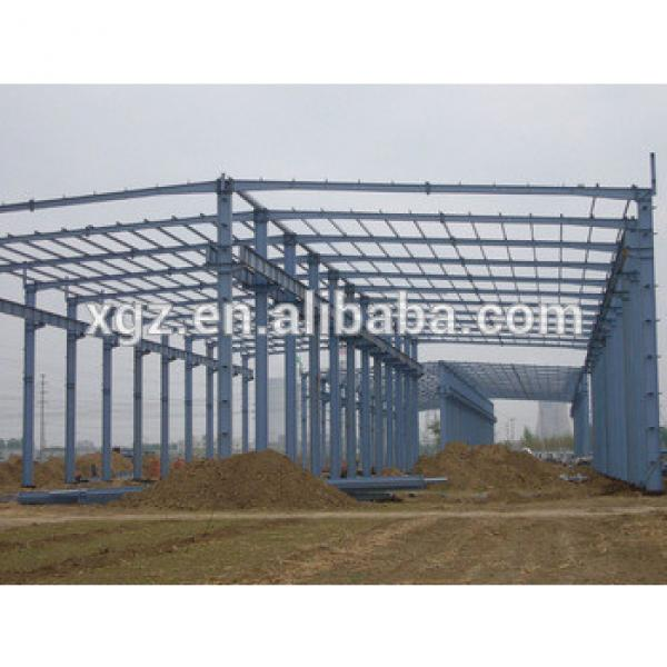 China Factory Supply Pre-facbricated Steel Builing #1 image