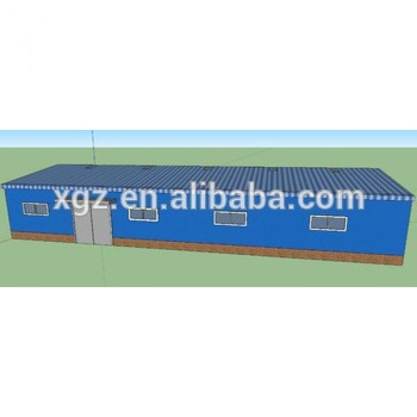 3D design steel structure warehouse for storage #1 image