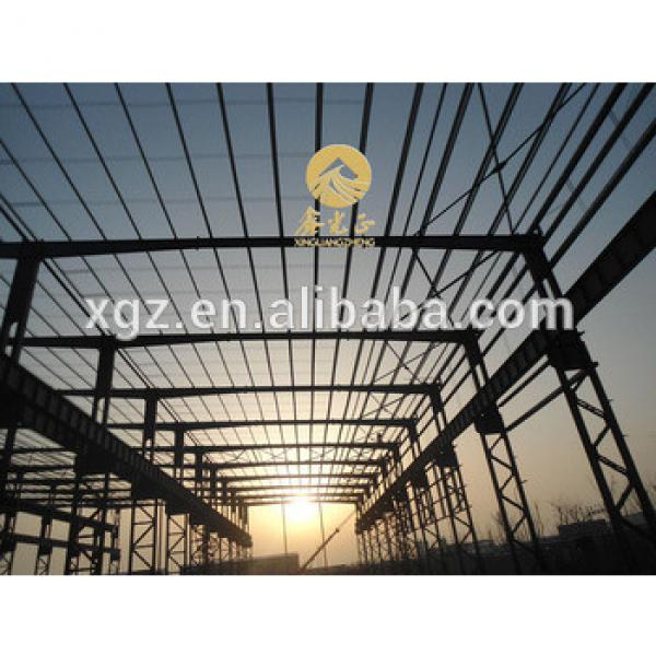 steel structure pre-engineering building in china #1 image